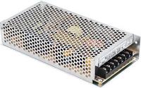 Блок питания (зарядное, адаптер питания, драйвер) для светодиодных лент LED 150 ватт 12V 12A S-145-12