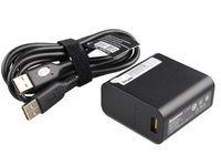 Блок питания (зарядное, адаптер) для Lenovo Yoga 3 Pro 80HE PRO-1370 ADL40WCG ADL40WLD 20V 2A прямоугольный разъем original
