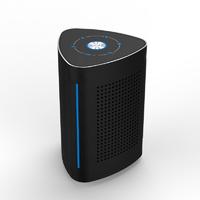 Портативная виброколонка для ноутбука, телефона, iPhone ADIN модель BT-300 мощность 36W Беспроводной Bluetooth NFC