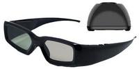 Активные затворные 3D очки совместимые с 3D видеокартами Geforce nVidia, 3D мониторами, с эмиттером (трансмиттером) G01