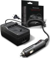 Зарядное Устройство AC-F674 для аккумуляторов Samsung SLB-0837B